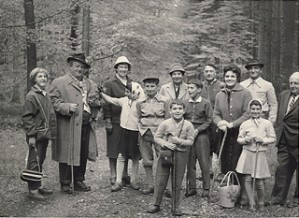 Maiwanderung 1960